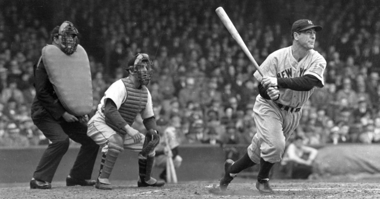 Gehrig was one of the all-time greats (Photo courtesy of PBS)