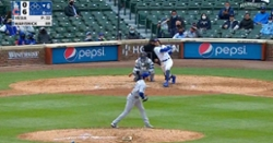 WATCH: Jake Marisnick slugs 406-foot long ball
