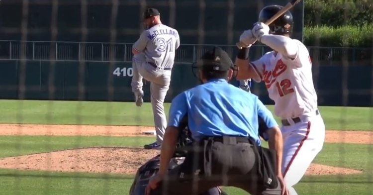McClelland is a hard-throwing righty