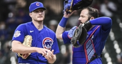 Cubs suffer shutout loss in series finale against Brewers