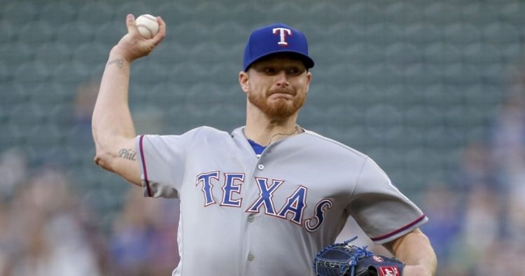 Miller is going to get a shot in spring training (Jennifer Buchanan - USA Today Sports)