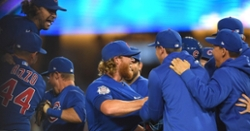 Cubs throw combined no-hitter in shutout win over Dodgers