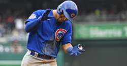 Chicago Cubs lineup vs. Rockies: Rafael Ortega at leadoff, Frank Schwindel at 1B