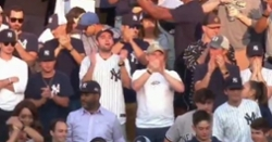 WATCH: Yankees fans give Anthony Rizzo a standing ovation