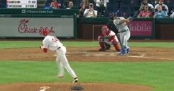 WATCH: Patrick Wisdom ties Cubs' rookie homer mark