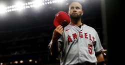 Angels release future Hall-of-Famer Albert Pujols