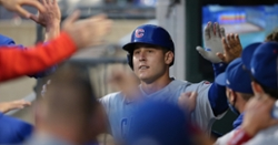 Cubs hit two home runs but lose third straight to Mets