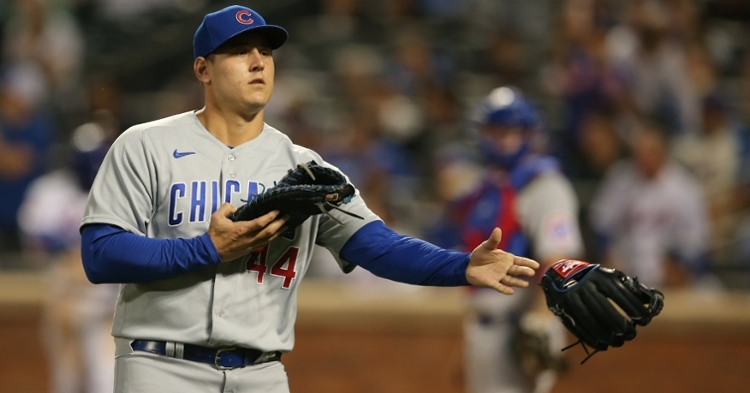 Rizzo and Co. have lost 3 straight to the Mets (Brad Penner - USA Today Sports)