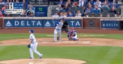 WATCH: Anthony Rizzo drills towering blast into upper deck at Citi Field