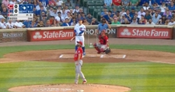 WATCH: Anthony Rizzo hammers first-inning homer in second straight game