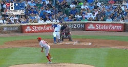 WATCH: Anthony Rizzo launches first-inning home run for third consecutive game