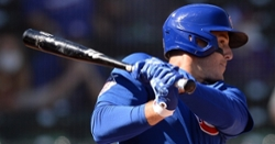Chicago Cubs lineup vs. Giants: Anthony Rizzo at cleanup, Eric Sogard at 2B