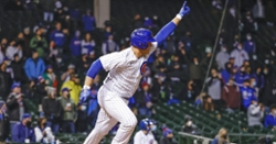 Anthony Rizzo hits extra-inning walkoff single as Cubs sweep Dodgers