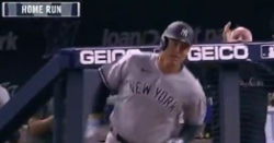 WATCH: Anthony Rizzo crushes mammoth 449-foot homer with Yankees