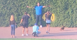 WATCH: Anthony Rizzo and his family walking around Wrigley Field after trade