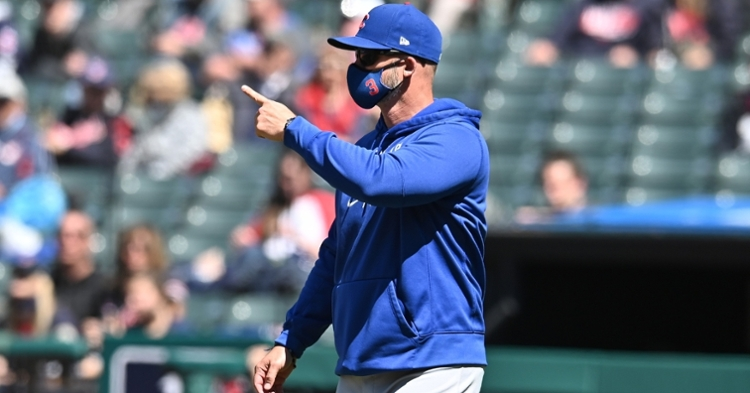 The Cubs lost two one-run games to the Indians (Ken Blaze - USA Today Sports)
