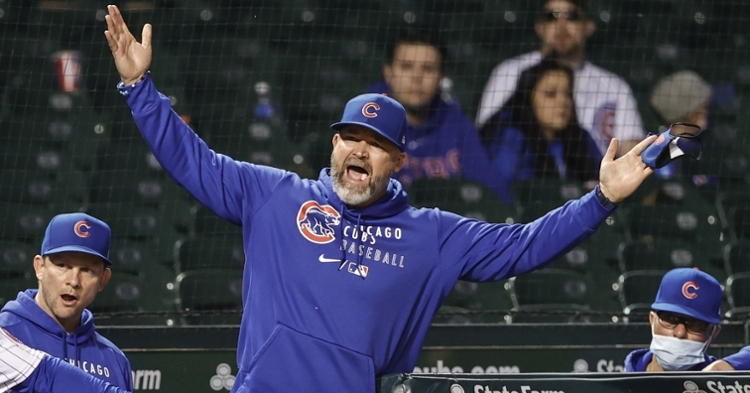 Ross was fired up last night (Kamil Krzaczynski - USA Today Sports)