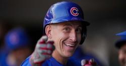 Schwindel, Happ power Cubs to victory over Twins