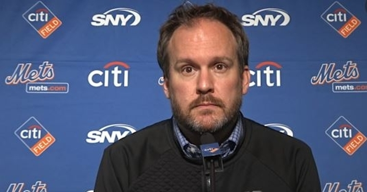 The Mets might be looking for their third GM in a year
