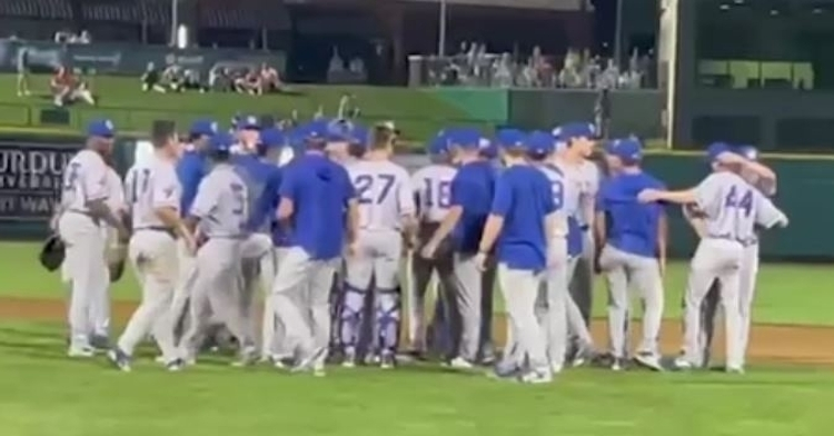 South Bend got the combined no-hitter on Thursday