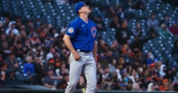 Cubs give up four home runs, lose second in a row to Giants