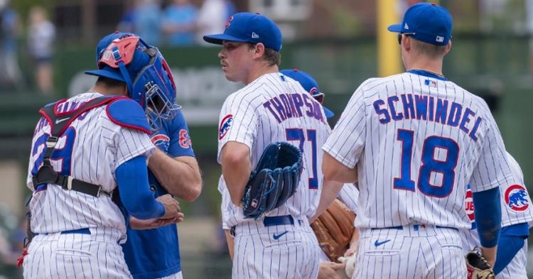 Thompson has a bright future (Patrick Gorski - USA Today Sports)