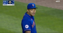 WATCH: Mets starting pitcher Taijuan Walker ejected during pitching change