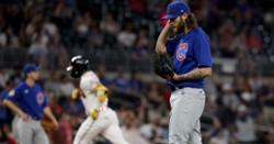 With only two hits, Cubs listless in shutout loss to Braves