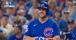 WATCH: Cubs jump out to 7-0 lead in first inning against Brewers