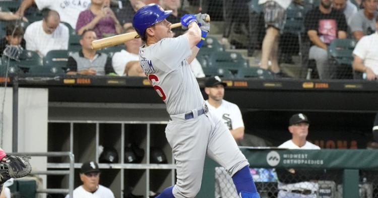 Wisdom smacks two homers on his birthday (Mike Dinovo - USA Today Sports)