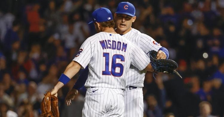 Wisdom has been raking since being called up (Kamil Krzaczynski - USA Today Sports)