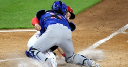Cubs' ninth-inning comeback attempt falls short in loss to Reds
