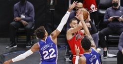 Three takeaways from Bulls loss to Sixers