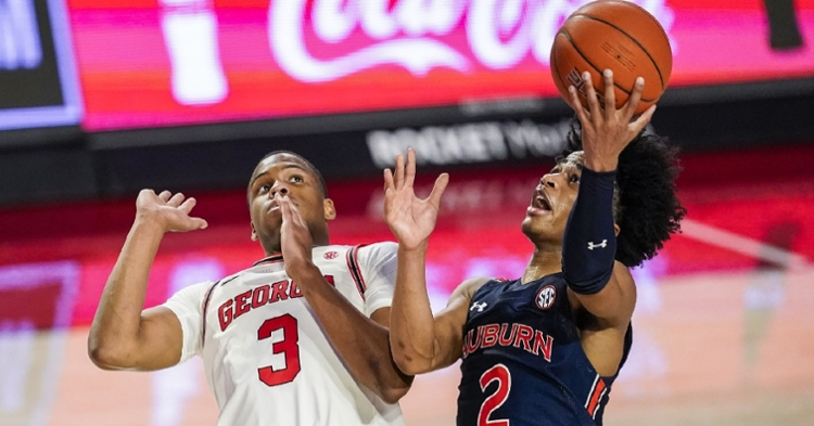 Cooper is an explosive point guard (Dale Zanine - USA Today Sports)