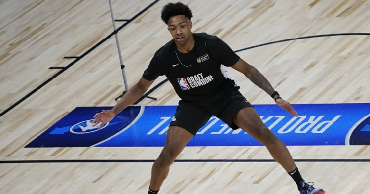 Johnson is a versatile player that could fit a need for the Bulls (David Banks - USA Today Sports)