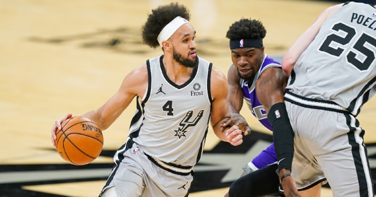 White is a talented guard for the Spurs (Daniel Dunn - USA Today Sports)