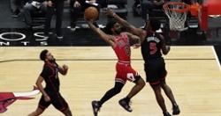 Takeaways from Bulls win over Raptors
