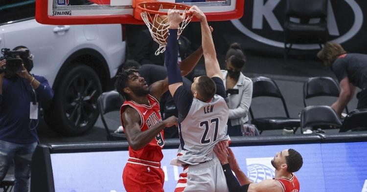 Bulls are now 9-14 on the season (Kamil Krzaczynski - USA Today Sports)