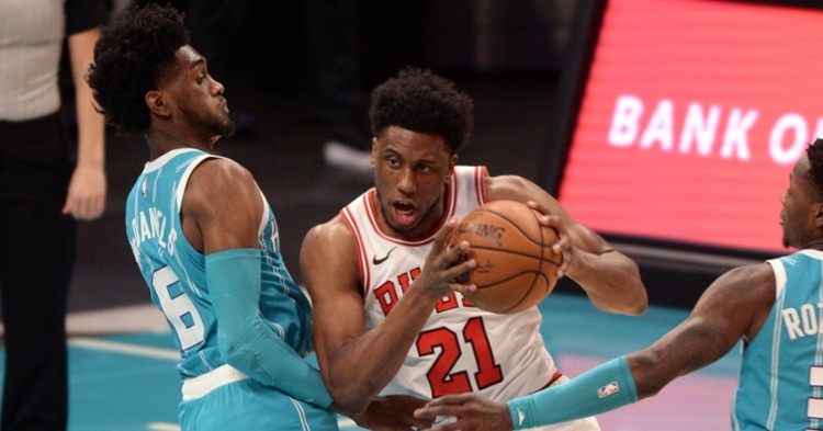 Young and the Bulls got the win last night (Sam Sharpe - USA  Today Sports)