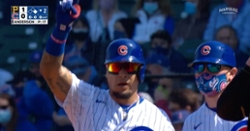 WATCH: Highlights from Cubs' first win of season
