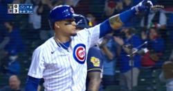 WATCH: Highlights from Cubs' three-homer win over Brewers