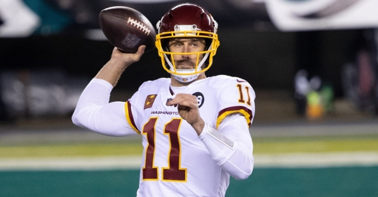 Alex Smith listed as possible QB option for Bears