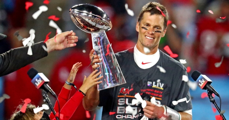 Tom Brady is a seven-time NFL champion (Mark Rebilas - USA Today Sports)