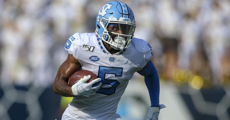 Newsome is an intriguing receiver prospect (Brett Davis - USA Today Sports)