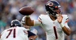 Vegas odds on Bears-Browns matchup