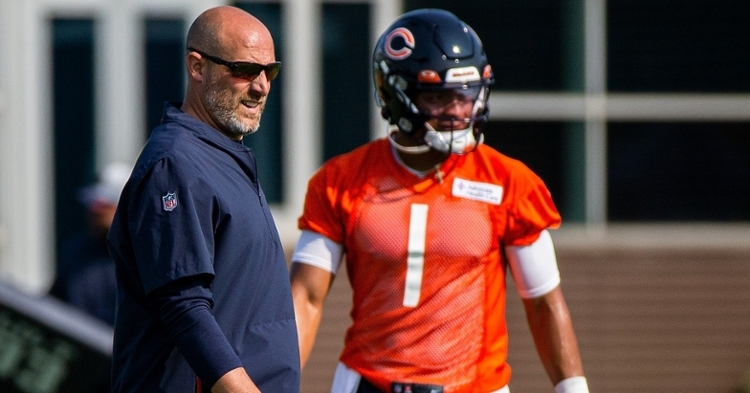 Nagy and Fields are key members of the Bears (Jon Durr - USA Today Sports)
