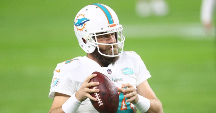 Fitzpatrick is a solid veteran quarterback (Mark Rebilas - USA Today Sports)