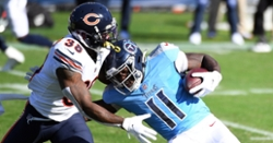 Bears safety among inactives against Browns