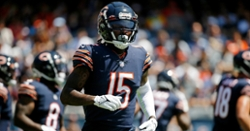 Bears release receiver, re-sign DB