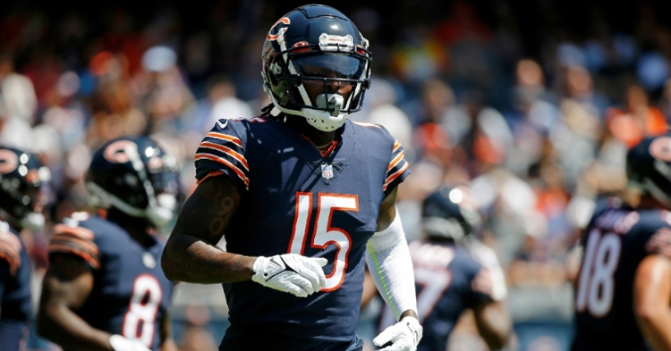 Wims spent the last three seasons with the Bears (Jon Durr - USA Today Sports)